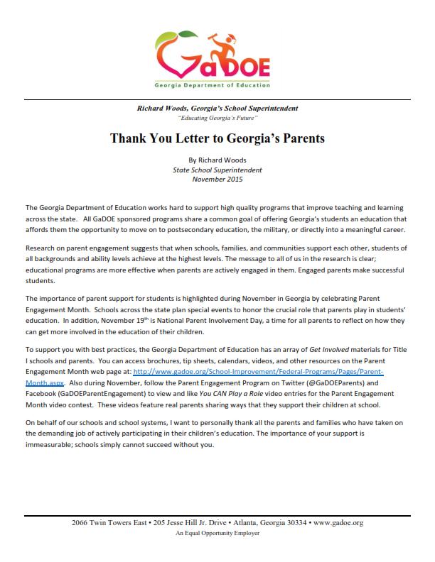 thank you letter to georgias parents fy16 parent engagement month letter_001